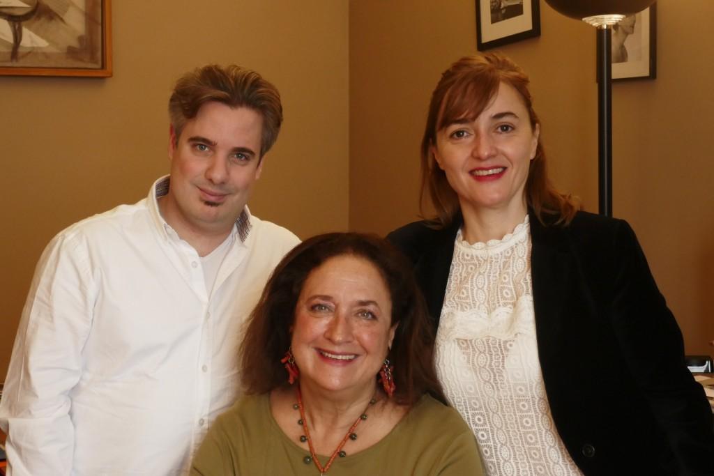 Photo trio Adagio